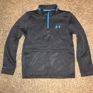 Under Armour zipper pullover jacket